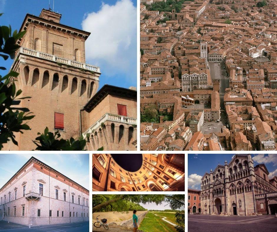 Ferrara in omaggio