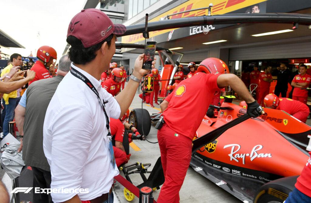 Il Turismo Riparte anche con GP di Formula1
