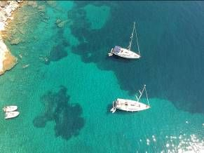 In Vela tra le isole dell'Egeo con Horca Myseria