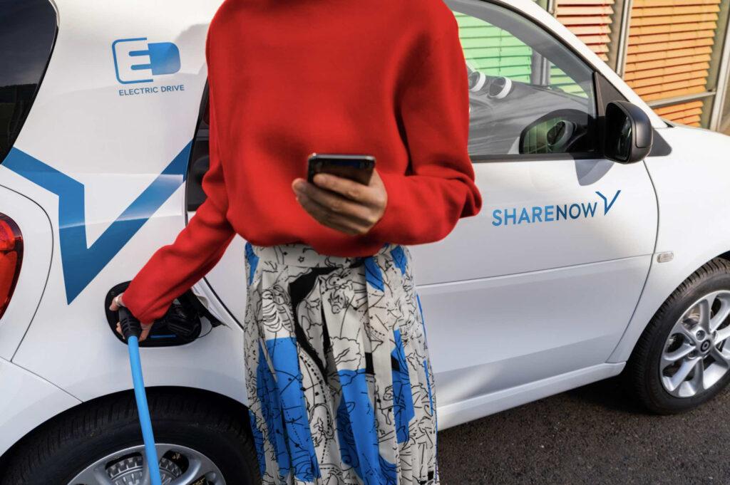 Nuovo record nel car sharing elettrico