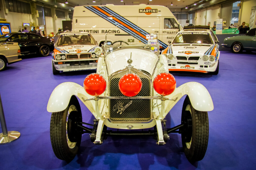 Il Salone dell'Auto Storica a Padova Evento Europeo