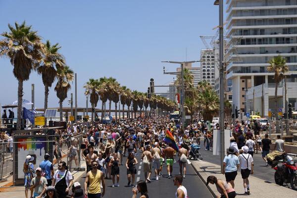 Tel Aviv Pride Parate