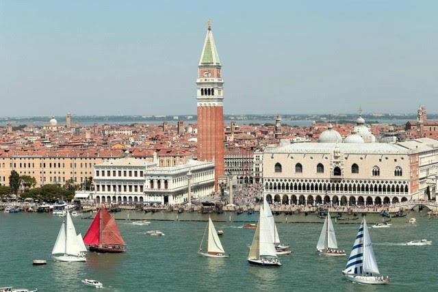 Vele d'Epoca a Venezia