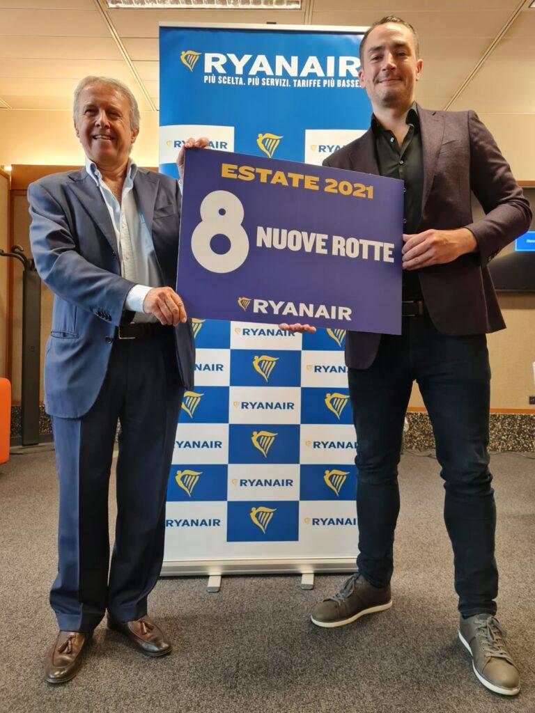 Ryanair si espande a Malpensa 1
