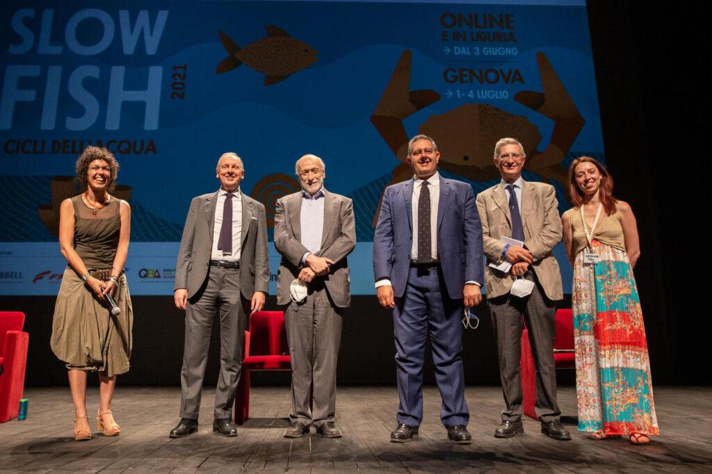 Genova Inaugurato Slow Fish