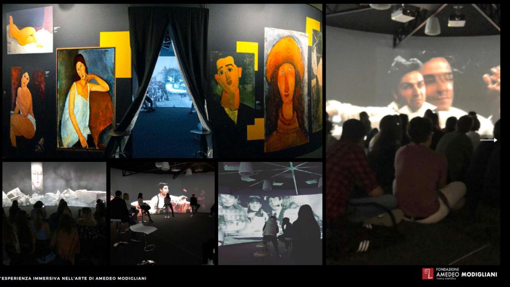 Venezia la mostra Modigliani