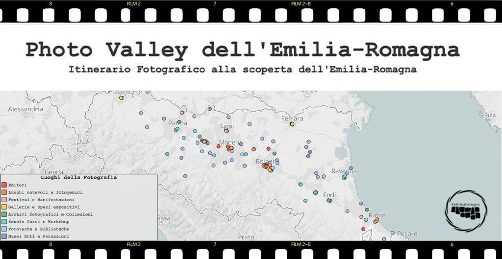 Tutta l'Emilia Romagna  nel Open Data Monuments