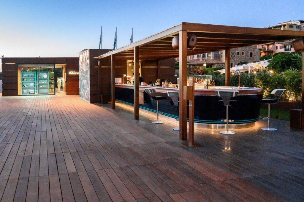 Riva Lounge al Waterfront Costa Smeralda
