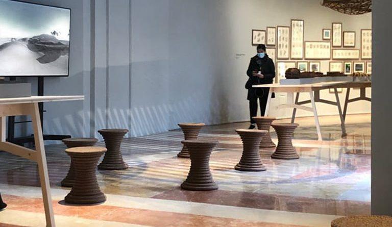 Il Padiglione Venezia a la Biennale si veste di sughero