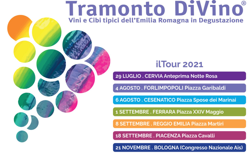 Il tour del gusto dell'Emilia-Romagna