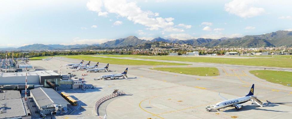 Ryanair più voli Italia – Spagna
