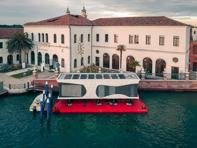 Il futuro dell'abitare fa scalo a Venezia