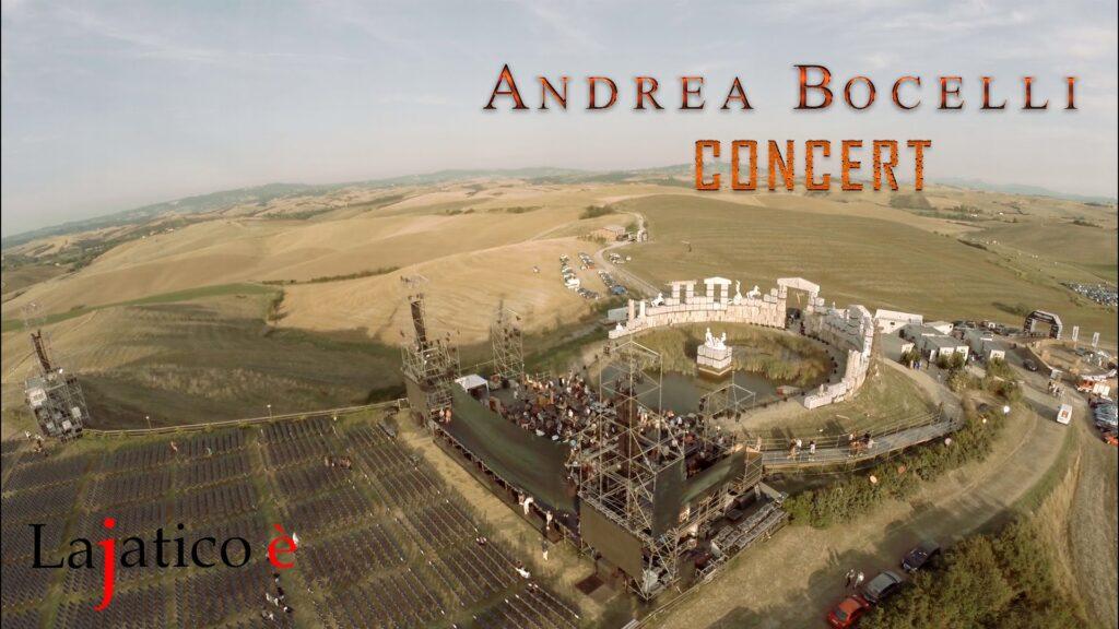 Concerto evento a Lajatico con la grande danza