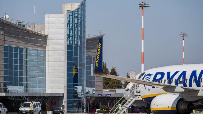 Ryanair nuovi voli Cuneo Palermo