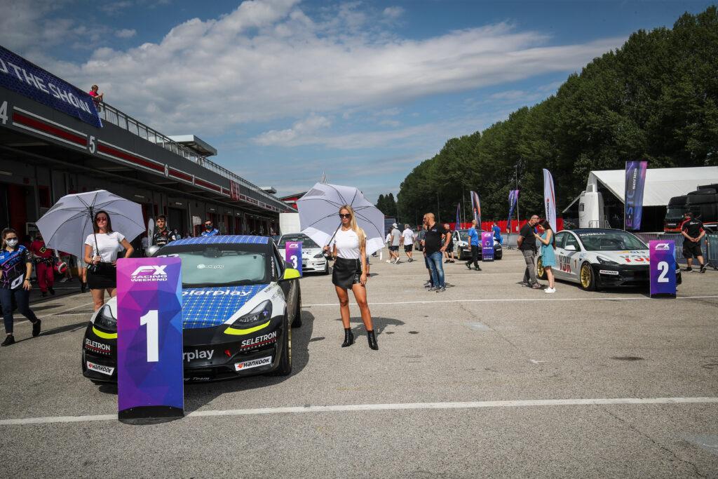 Il Campionato E-STC Series a Imola
