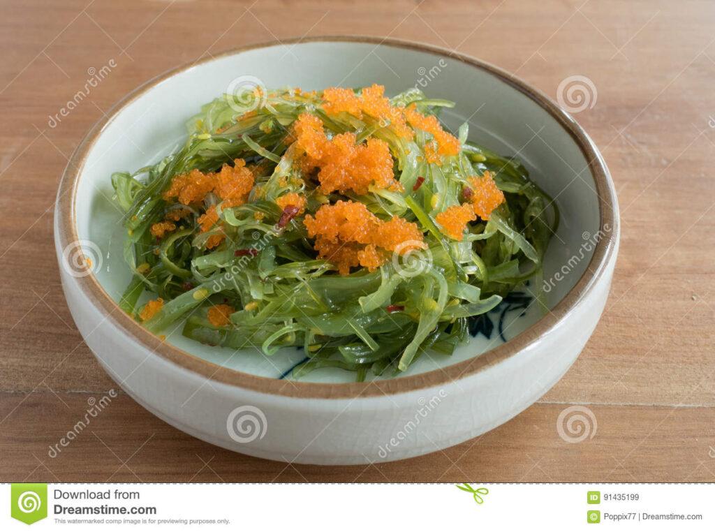 Le alghe nel futuro del cibo