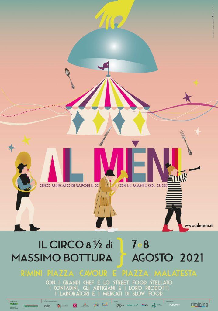 """Rimini, 7 e 8 agosto """"Al Meni"""""""