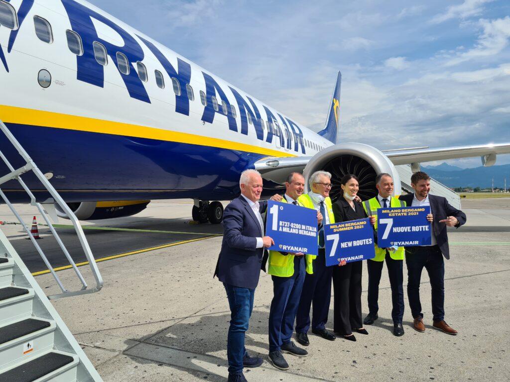 Da Ryanair campagna reclutamento per 2000 Piloti