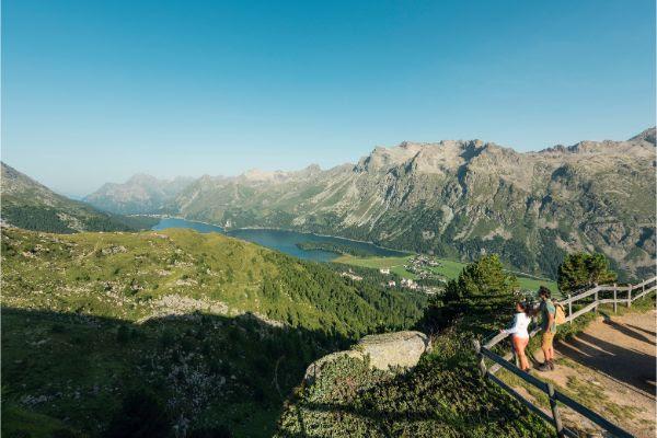Engadin St. Moritz, sui sentieri dell'arte