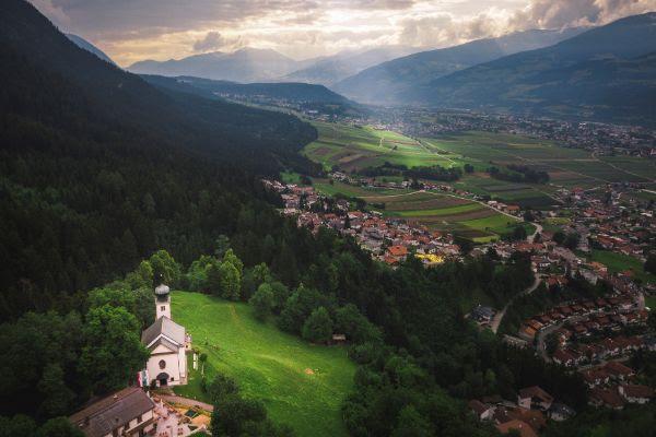 Austria Il Tirolo slow dei pellegrini