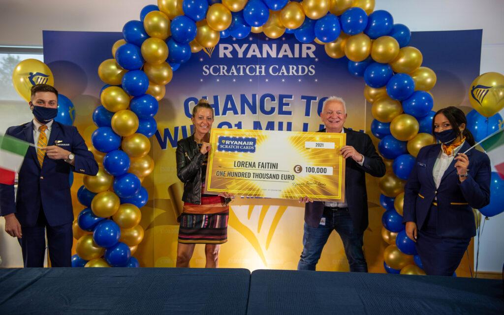 Con Ryanair viaggiano anche i sogni