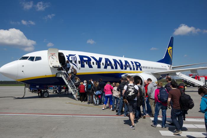Ryanair nuova partnership con l'Ente Nazionale Ellenico per il Turismo