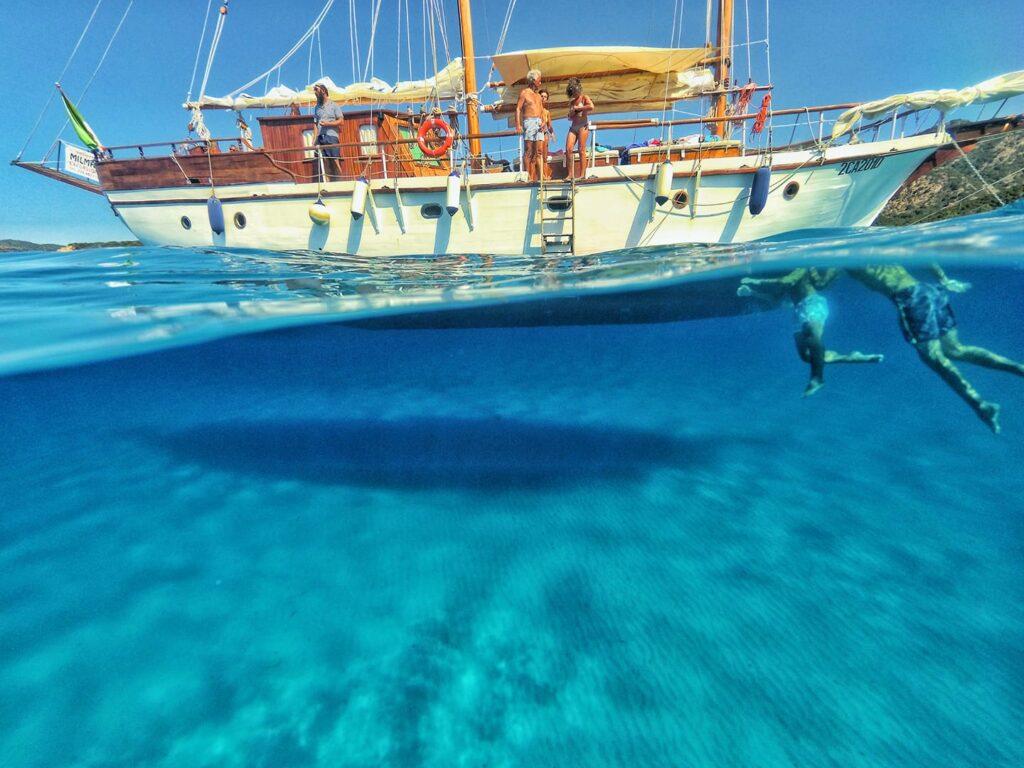 In barca fino alla fine dell'estate