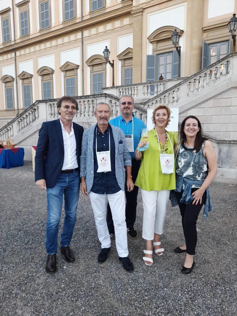 Calici di stelle alla Villa Reale di Monza