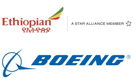 Protocollo d'intesa Ethiopian Airlines e Boeing