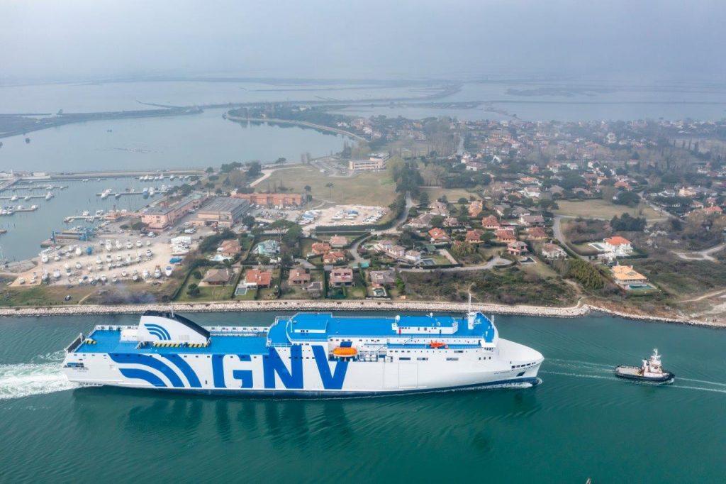 GNV nuova linea con le Baleari