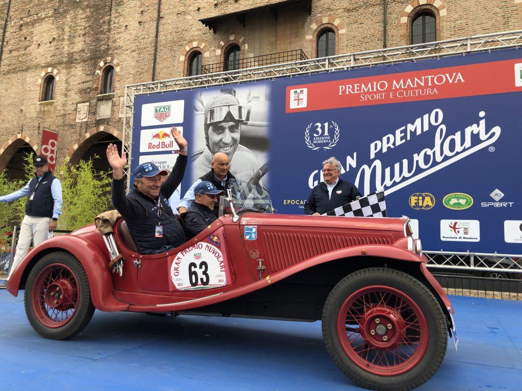 Gran Premio Nuvolari i vincitori della 31ª edizione