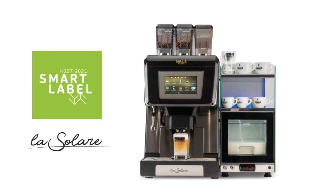 A La Solare, lo Smart Label, Host Innovation Award
