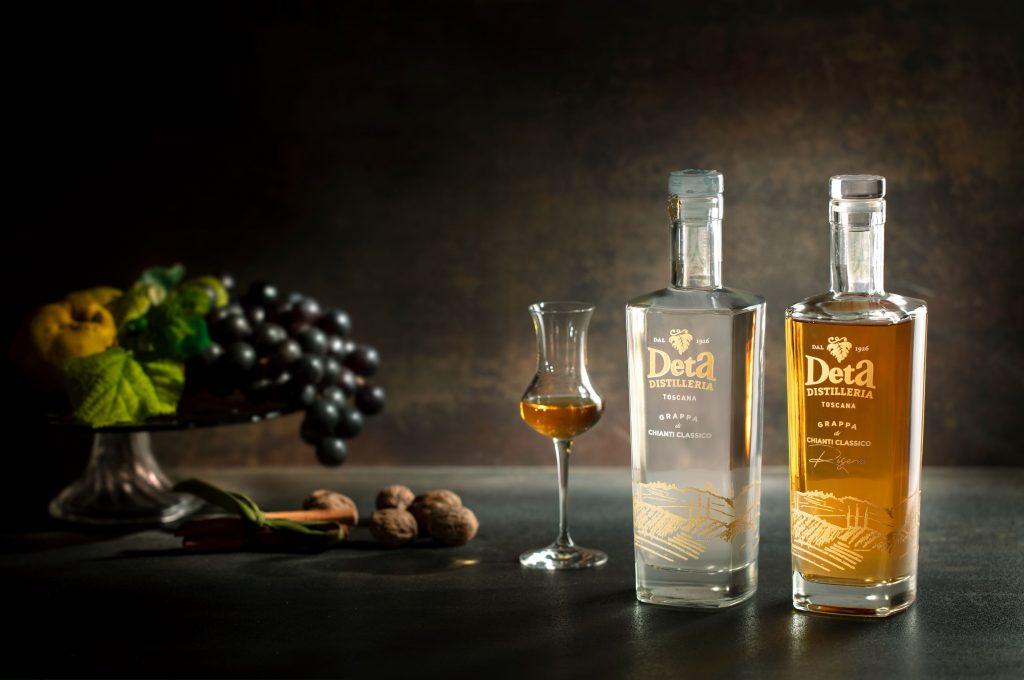 Premio Alambicco d'Oro 2021 alle Grappe di Distilleria Deta