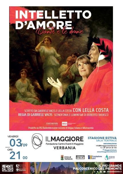 Dante e le Donne al Maggiore di Verbania