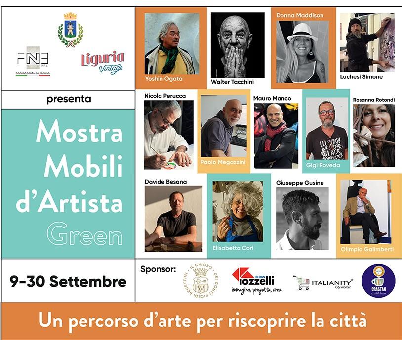 Mobili d'Artista Green a La Spezia