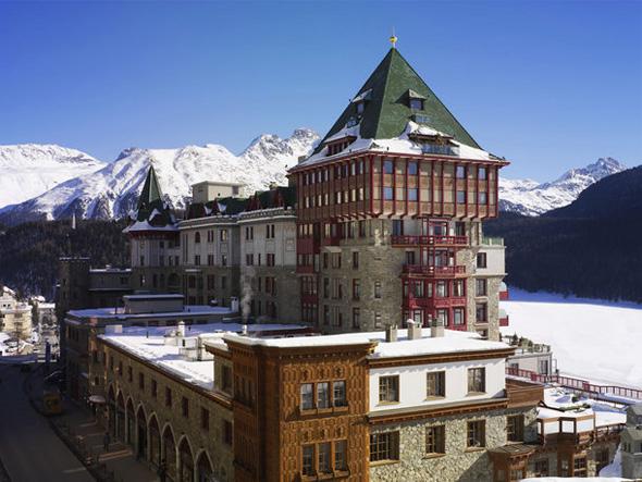 Due eccellenze di St Moritz insieme
