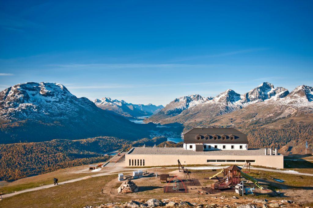 Engadin St. Moritz, benvenuto autunno