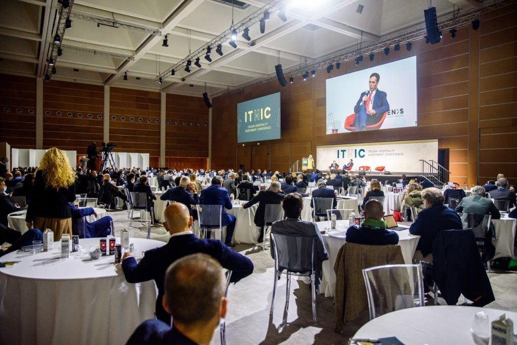 Italian Hospitality Investment Conference