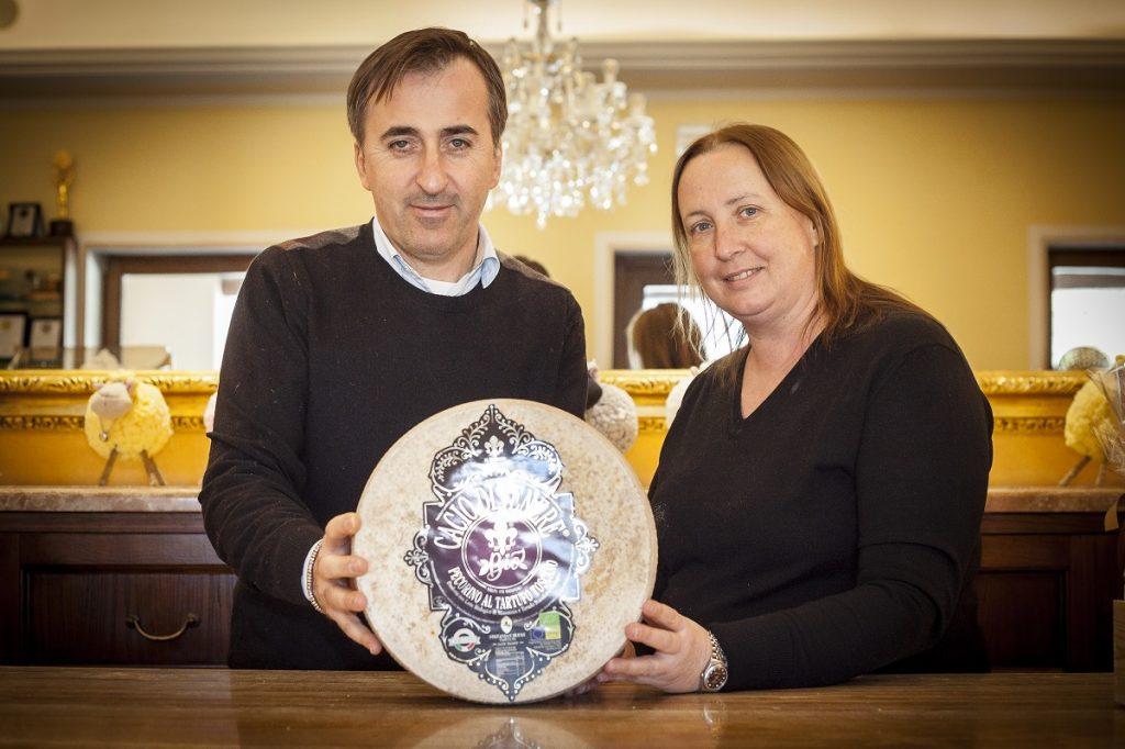 Al Cacio di Venere la medaglia d'oro ai mondiali di formaggio in Francia