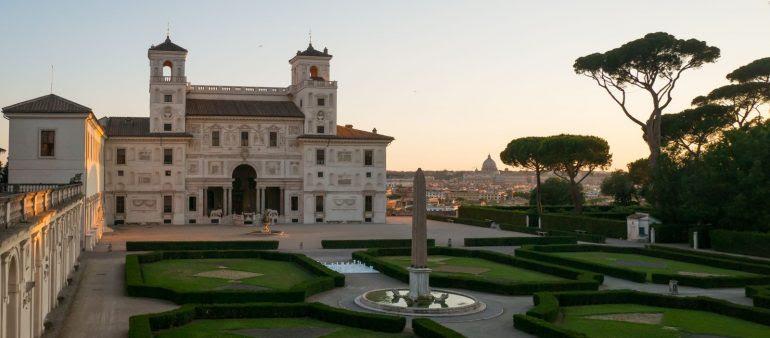 A Villa Medici i borsisti 2021-2022 dell'Accademia di Francia a Roma