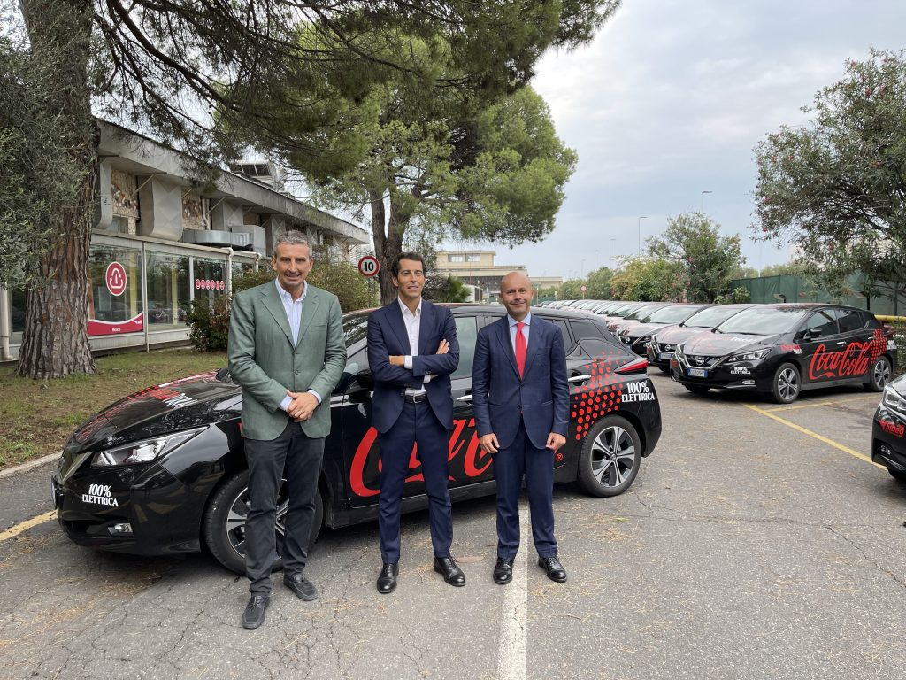 Sibeg, Nissan e Arval insieme per la mobilità elettrica in Sicilia