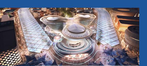 Con Flydubai all'Expo di Dubai