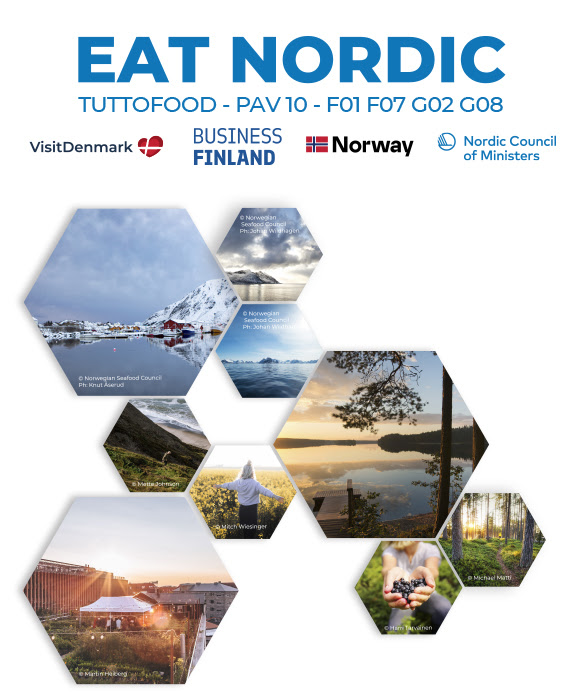 Eat Nordic a TUTTOFOOD Milano