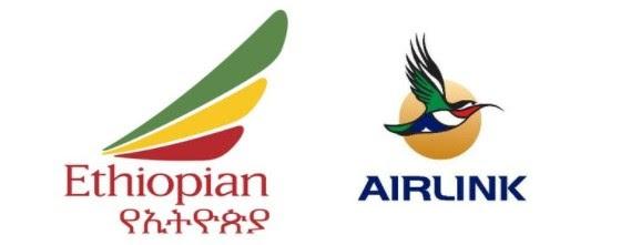 Ethiopian Airlines accordo con Airlink