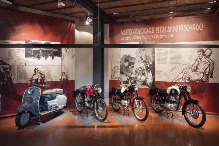 Le Moto bolognesi degli anni 1950-1960